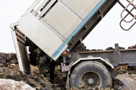 Dump Truck Hired from Epic 360 in North Shore and Auckland