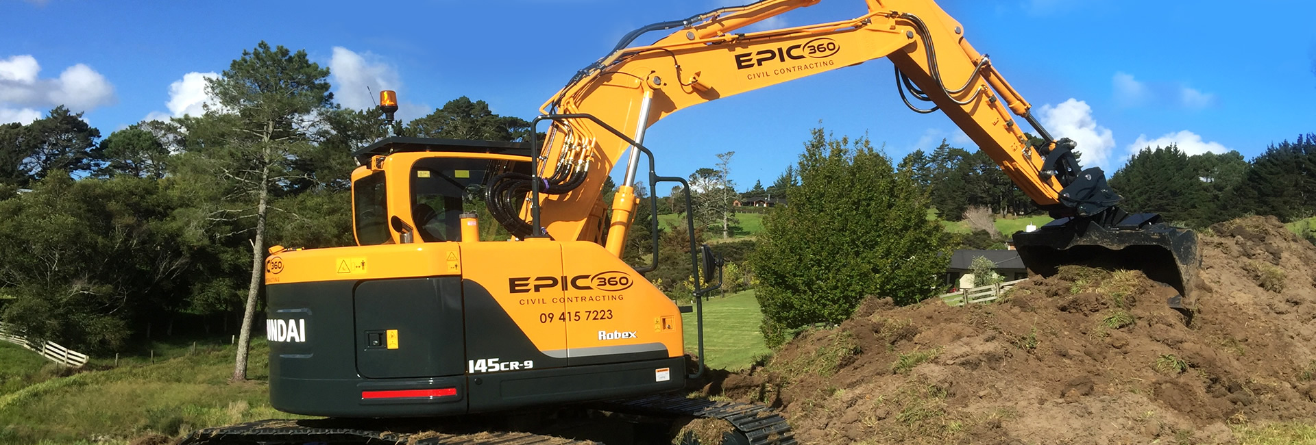 civil contractors auckland