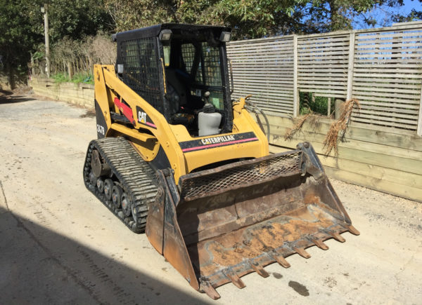 Bobcat Hire Auckland North Shore