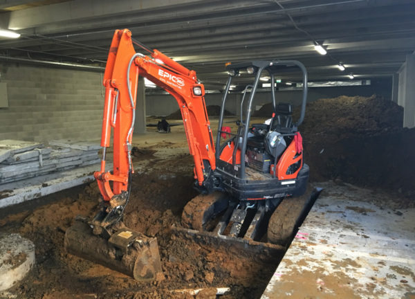 Excavator Hire Auckland and the North Shore