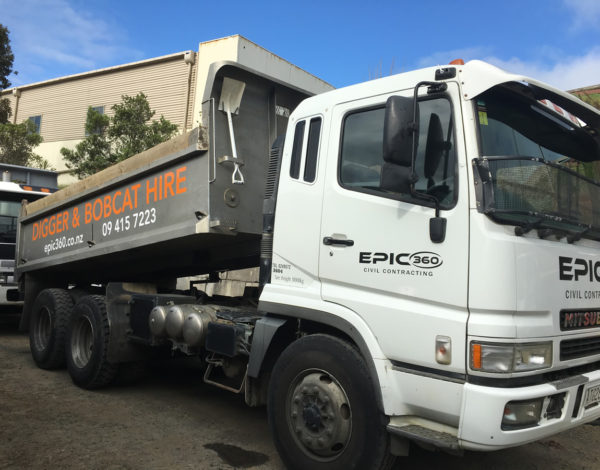 Truck Hire North Shore and Auckland
